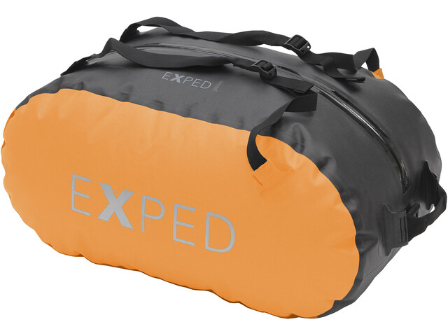 Exped Tempest 70 Duffle orange-black